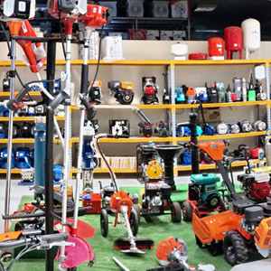 Μηχανήματα Αγροτικά - Κήπου